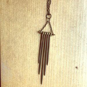🌸3/$25 ModCloth Bronze Necklace